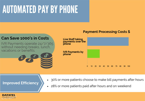 IVR Payments Cost Savings